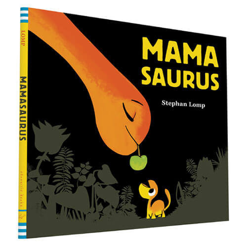Mamasaurus By Stephan Lomp - Junior Edition