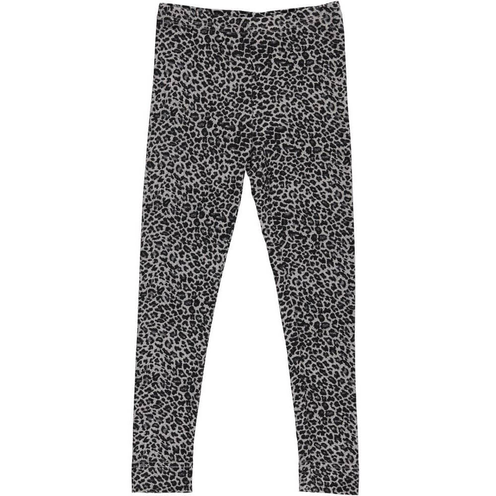 Leo Leggings in Grey by MarMar Copenhagen - Junior Edition