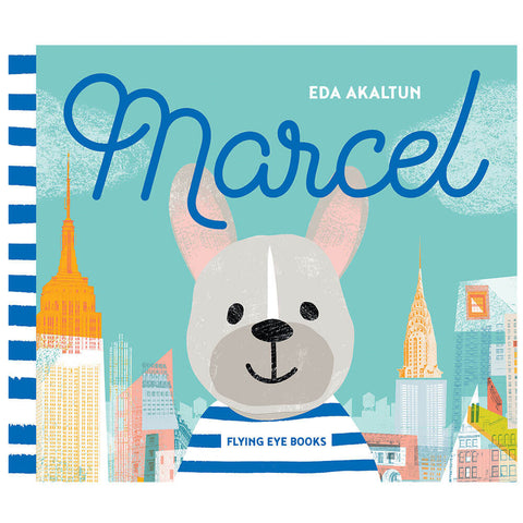 Marcel by Eda Akaltun - Junior Edition  - 1