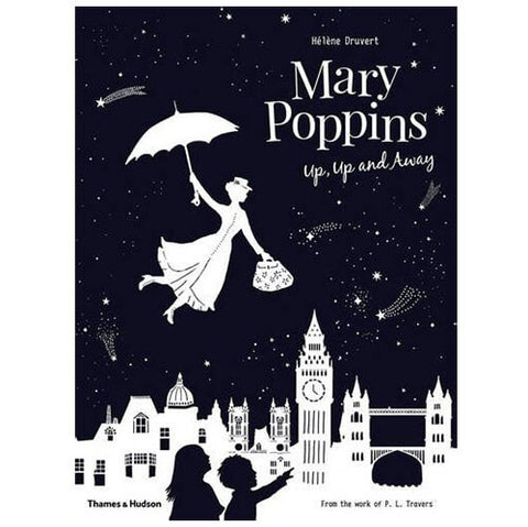 Mary Poppins Up, Up and Away by Hélène Druvert - Junior Edition  - 1