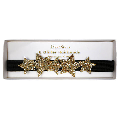 Glitter Hairbands by Meri Meri