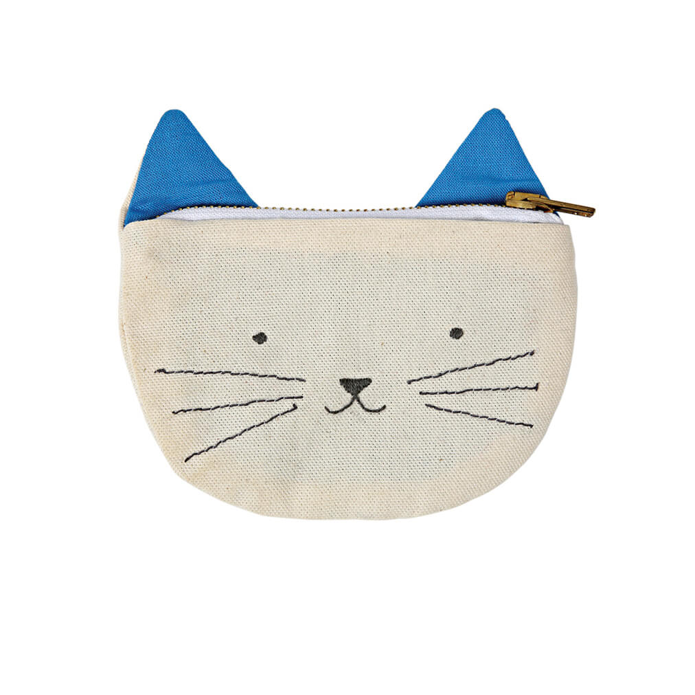 Cat Pouch by Meri Meri - Junior Edition