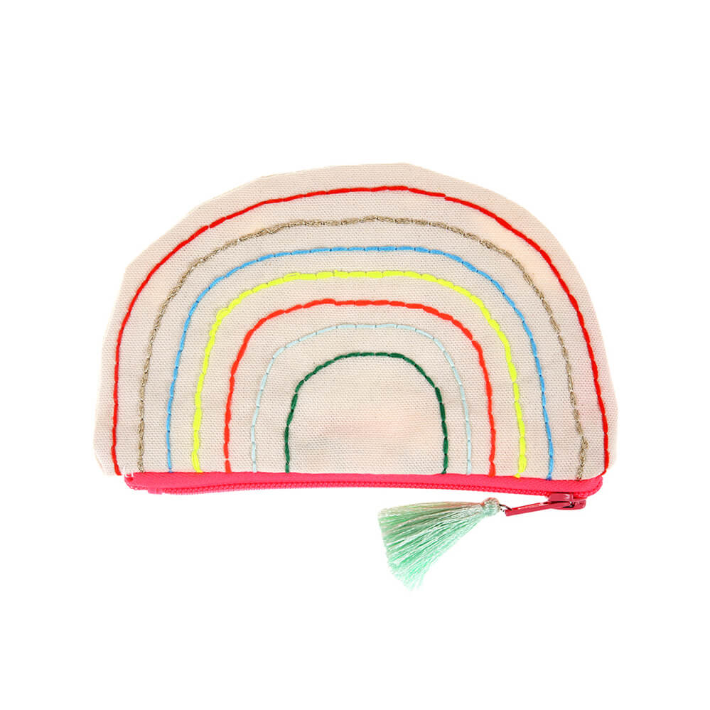 Rainbow Pouch by Meri Meri - Junior Edition
