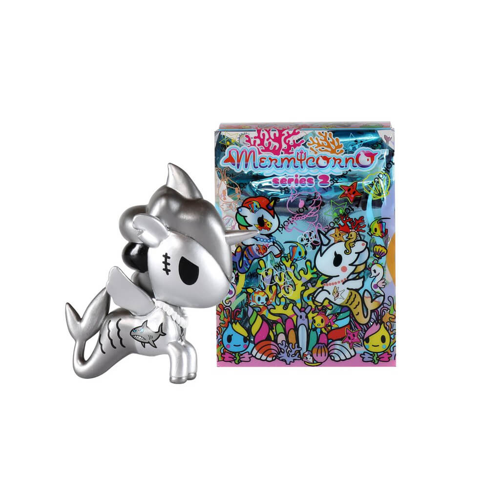 Mermicono Series 2 Figure by Tokidoki - Junior Edition