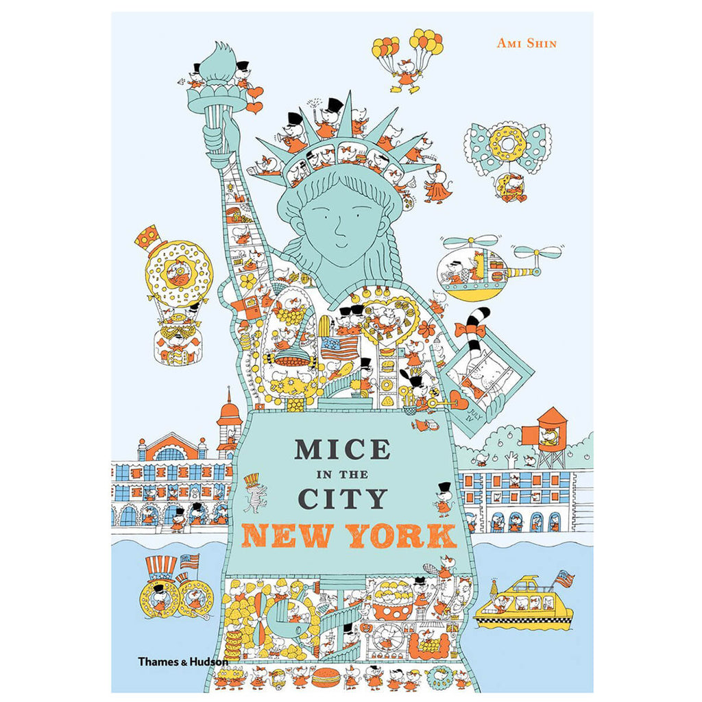 Mice In the City: New York by Ami Shin - Junior Edition