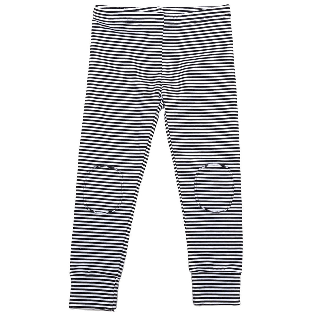 Striped Winter Leggings by Mingo Kids - Junior Edition