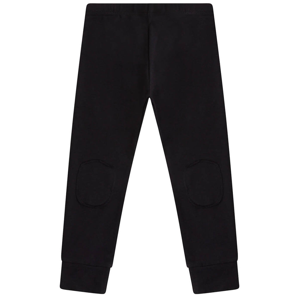 Winter Leggings in Black by Mingo Kids - Junior Edition