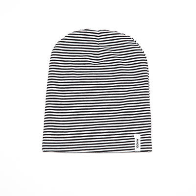 Stripe Beanie by Mingo Kids - Junior Edition  - 1