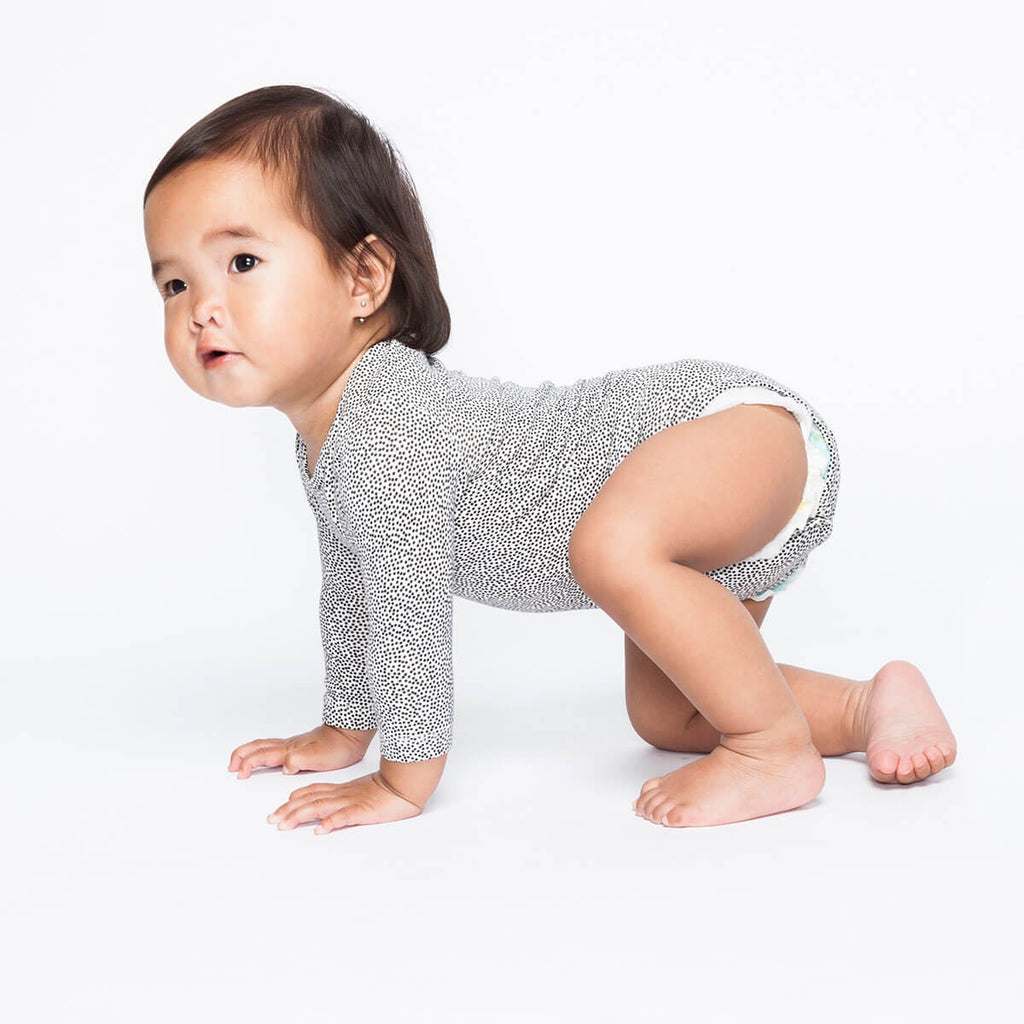 Dot Bodysuit by Mingo Kids - Junior Edition  - 5