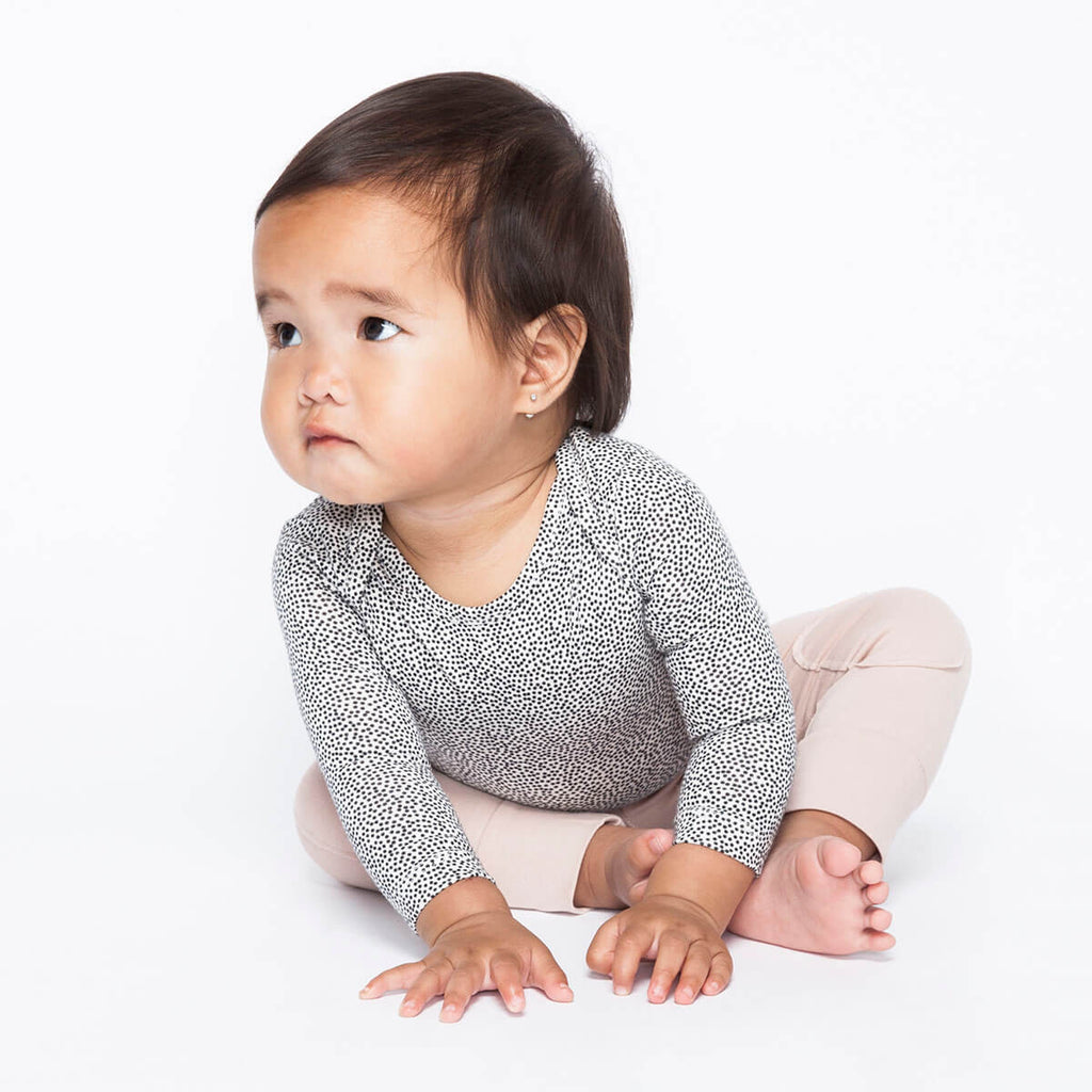 Dot Bodysuit by Mingo Kids - Junior Edition  - 6