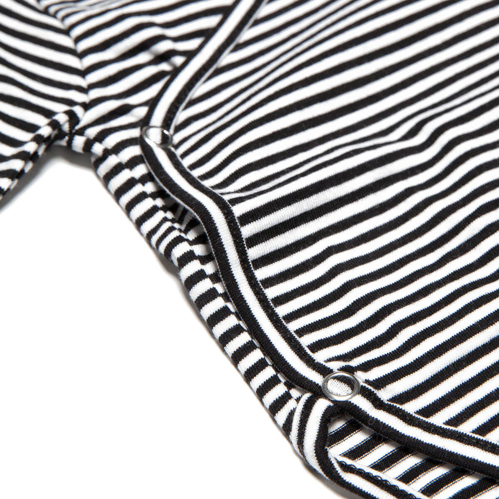 Stripe Bodysuit by Mingo Kids - Junior Edition  - 3