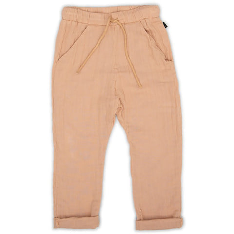 Apricot Pocket Pants by Monkind