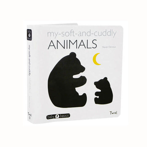 My Soft And Cuddly Animals By Xavier Deneux - Junior Edition  - 1