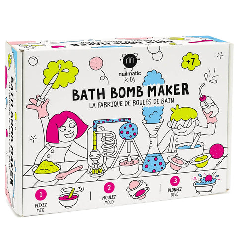 Bath Bomb Maker by Nailmatic Kids