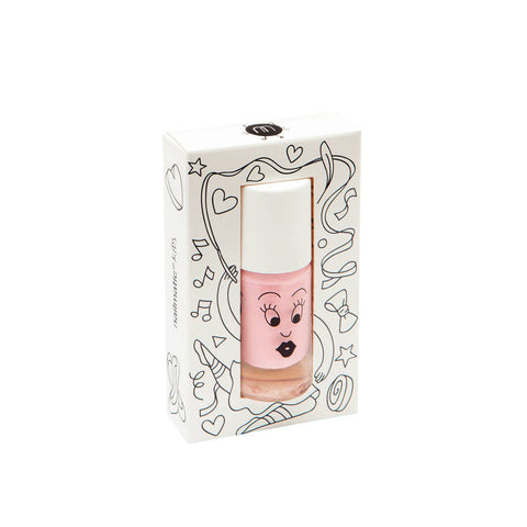 Nail Polish in Bella (Powder Pink) by Nailmatic Kids - Junior Edition