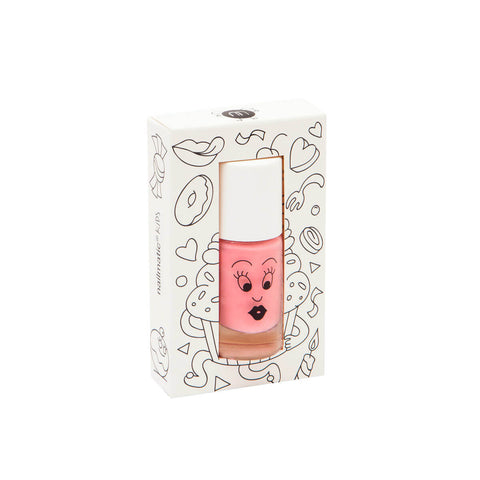 Nail Polish in Cookie (Pink) by Nailmatic Kids - Junior Edition