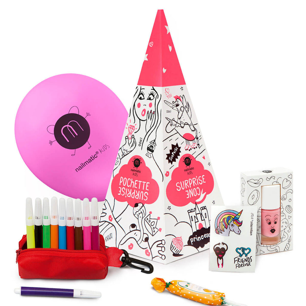 Princess Surprise Cone by Nailmatic Kids - Junior Edition