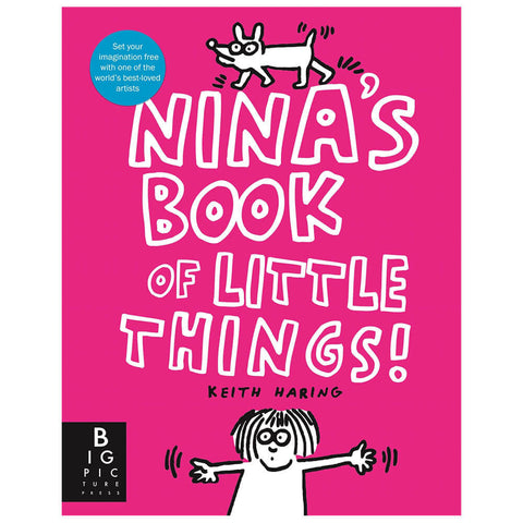 Nina's Book of Little Things by Keith Haring - Junior Edition  - 1