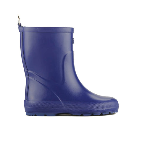 Kiddo Rubber Boot in Blue by Novesta