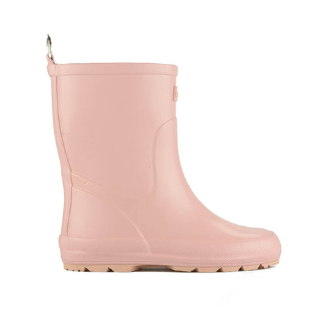 Kiddo Rubber Boot in Pink by Novesta