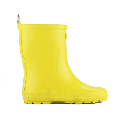 Kiddo Rubber Boot in Yellow by Novesta