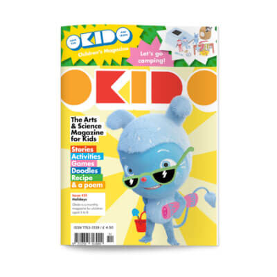 Okido Magazine Issue 51: Holidays