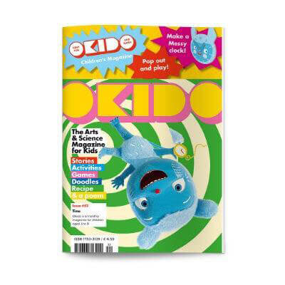 Okido Magazine Issue 52: Time