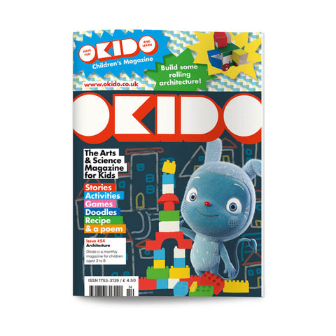 Okido Magazine Issue 54: Architecture