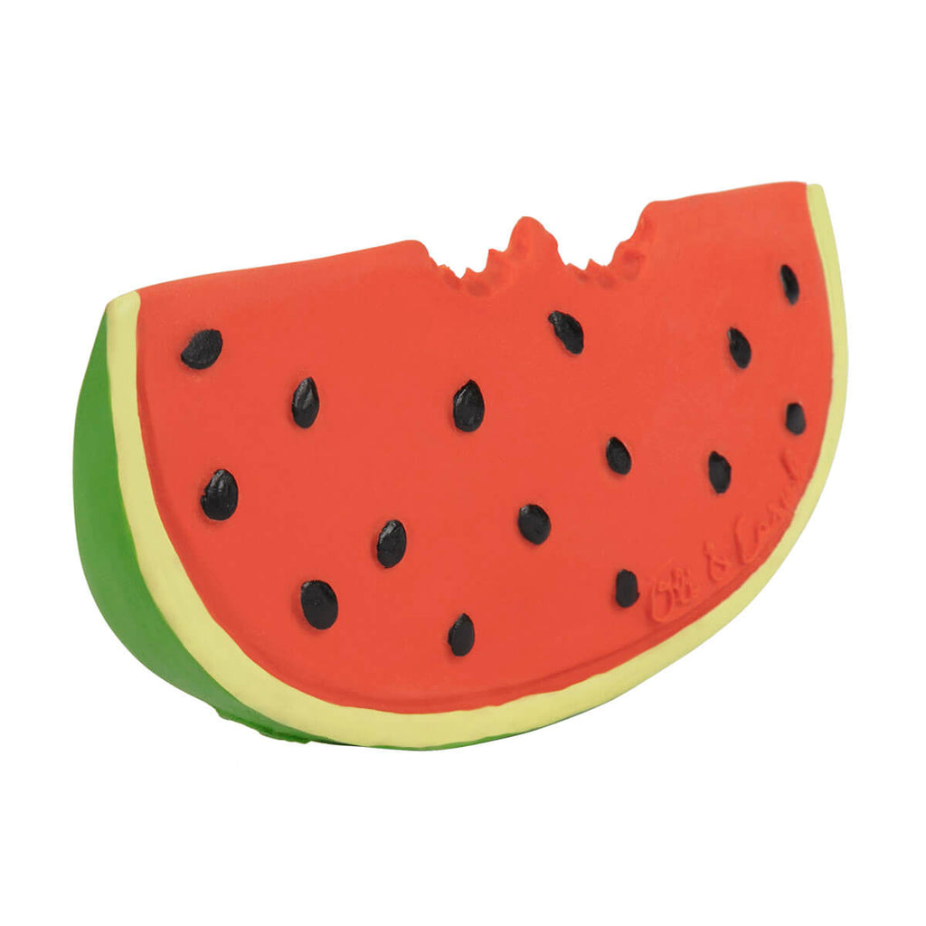 Wally The Watermelon by Oli & Carol - Junior Edition