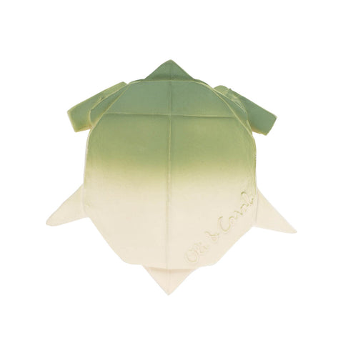 H2Origami Turtle Teether by Oli & Carol