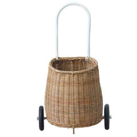 Luggy Basket in Natural by Olli Ella - AVAILABLE IN STORE ONLY - Junior Edition