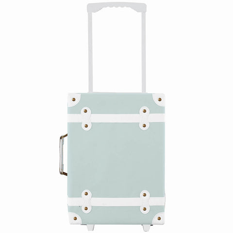 See-Ya Suitcase in Mint by Olli Ella - AVAILABLE IN STORE ONLY