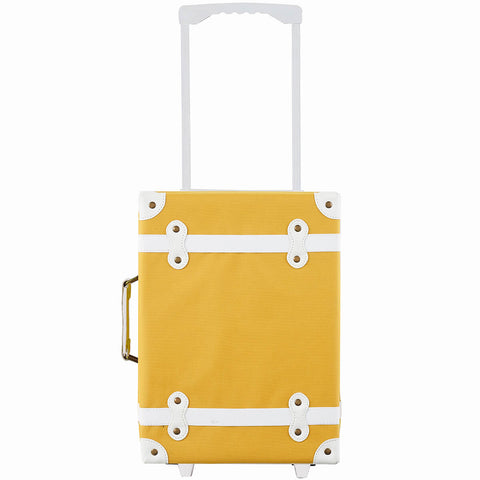 See-Ya Suitcase in Mustard by Olli Ella - AVAILABLE IN STORE ONLY