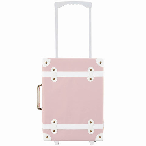 See-Ya Suitcase in Rose by Olli Ella - AVAILABLE IN STORE ONLY