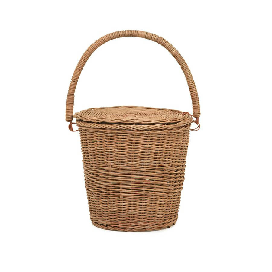 Big Apple Basket by Olli Ella - Junior Edition