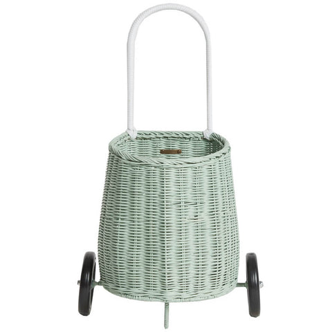 Luggy Basket in Mint by Olli Ella - AVAILABLE IN STORE ONLY