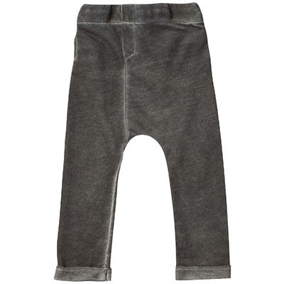 Vintage Wash Drop Crotch Sweatpants by Omamimini - Junior Edition  - 1
