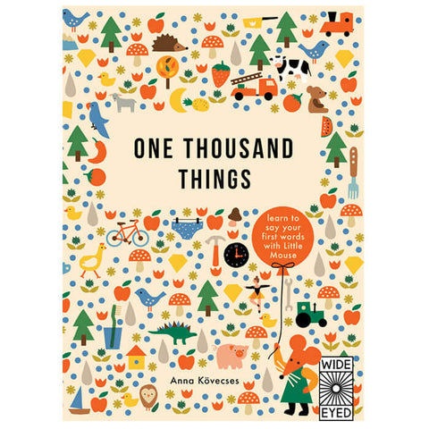 One Thousand Things by Anna Kövecses - Junior Edition