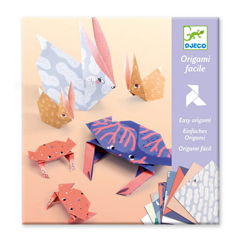 Family Origami Set by Djeco