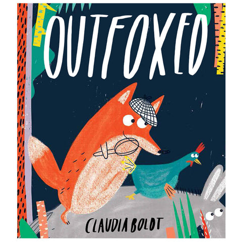 Outfoxed by Claudia Boldt - Junior Edition  - 1