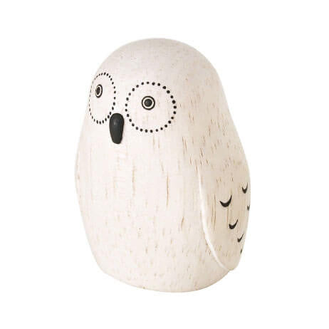 Owl - Polepole Wooden Animal by T-Lab - Junior Edition