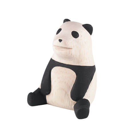 Panda - Polepole Wooden Animal by T-Lab - Junior Edition