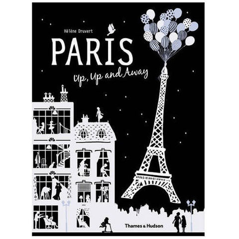 Paris Up, Up and Away by Hélène Druvert - Junior Edition  - 1