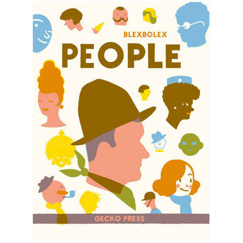 People by Blexbolex - Junior Edition  - 1
