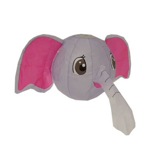 Elephant Japanese Paper Balloon by Petra Boase - Junior Edition