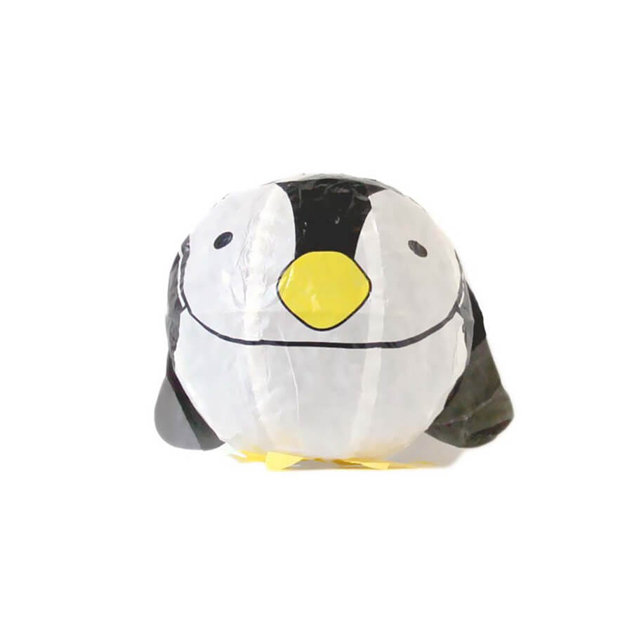 Penguin Japanese Paper Balloon by Petra Boase - Junior Edition