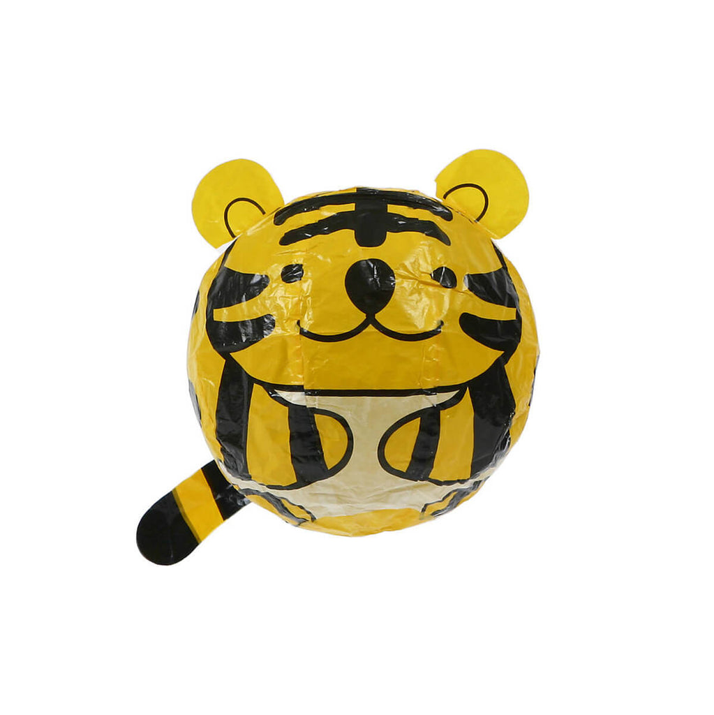 Tiger Japanese Paper Balloon by Petra Boase - Junior Edition