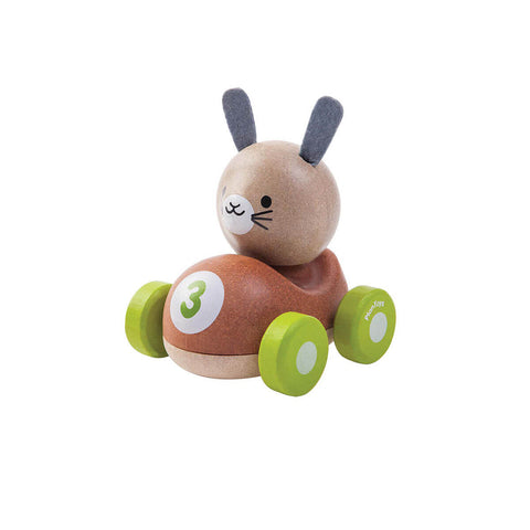 Bunny Racer by PlanToys - Junior Edition