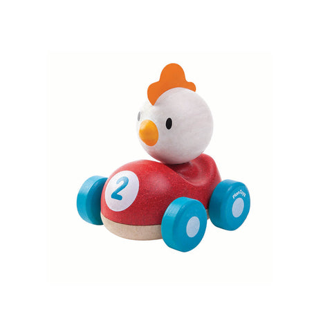 Chicken Racer by PlanToys - Junior Edition