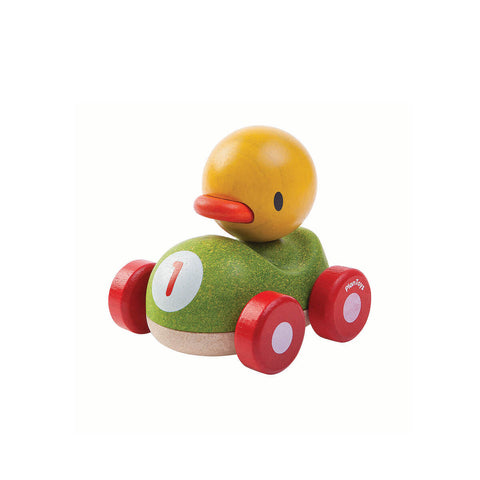 Duck Racer by PlanToys - Junior Edition